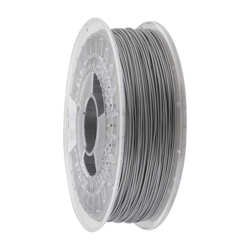 PETG Sølv - Glødetråd 1,75 mm - 750 g