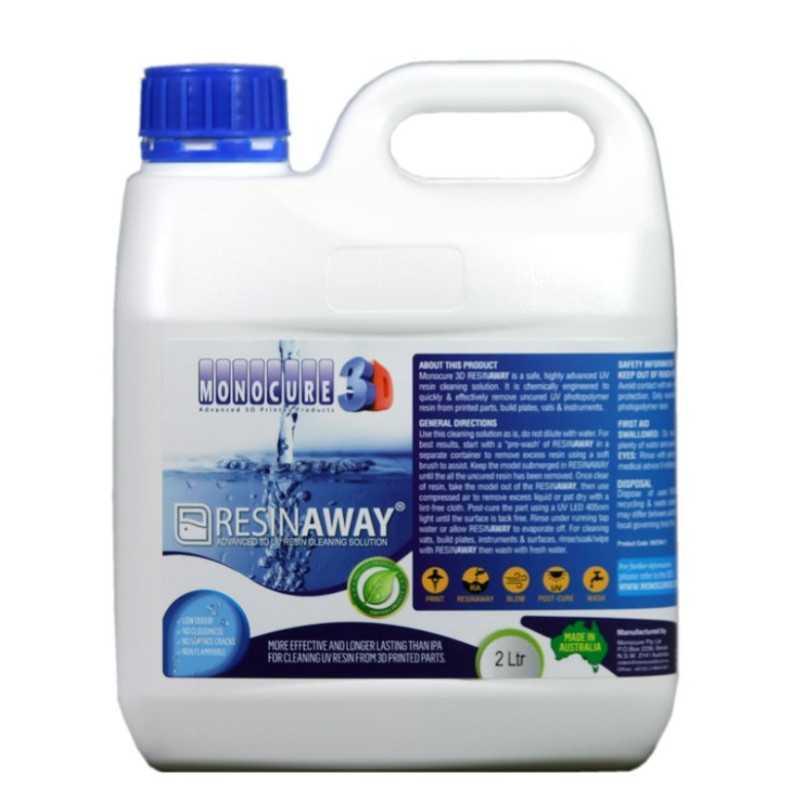 Monocure 3D RESINAWAY Cleaner - 2 litres